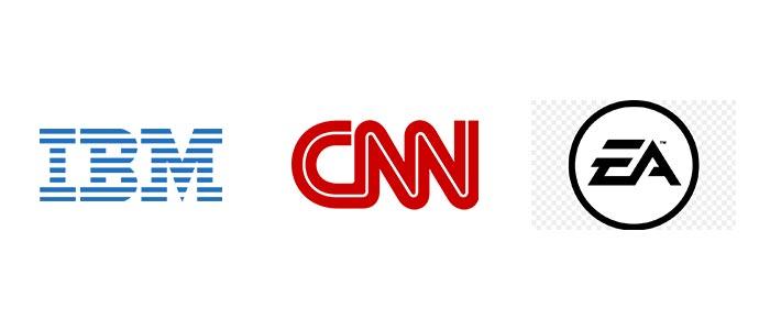 Lettermarks Logos