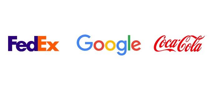 Wordmark logos
